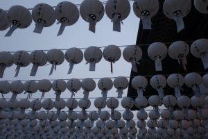 Lanternes du temple © Magalie Moysan (CC0)