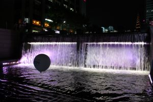 Cheonggyecheon ©Margot Georges (CC BY-NC-SA)